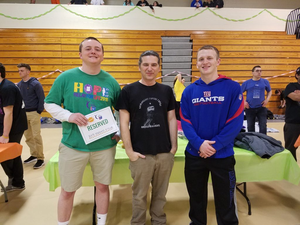 Relay For Life at MSMC 2015